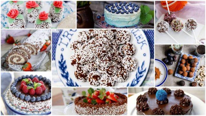 recept på chokladbollar