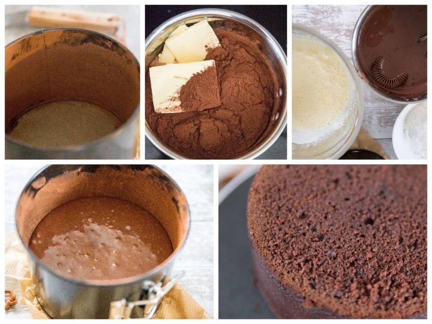 chokladtårtbotten