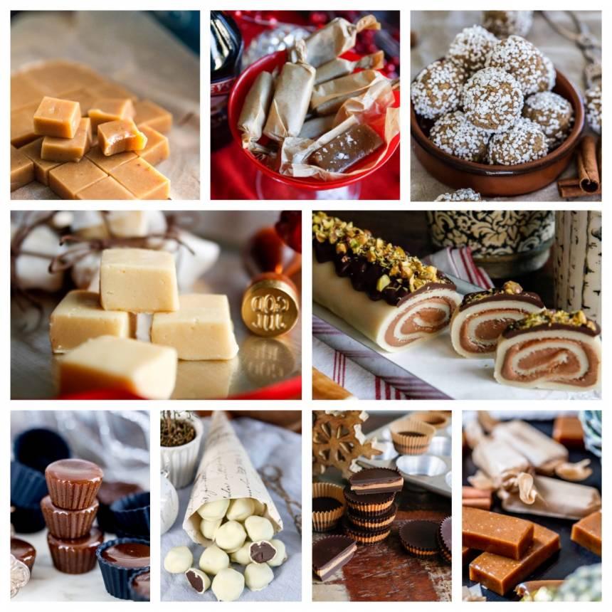 recept på julgodis