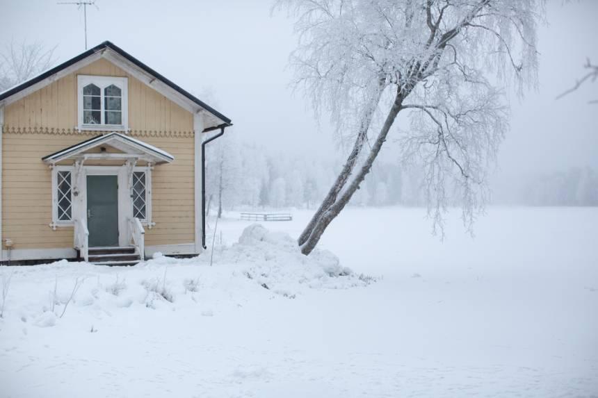 Hofors snöbilder