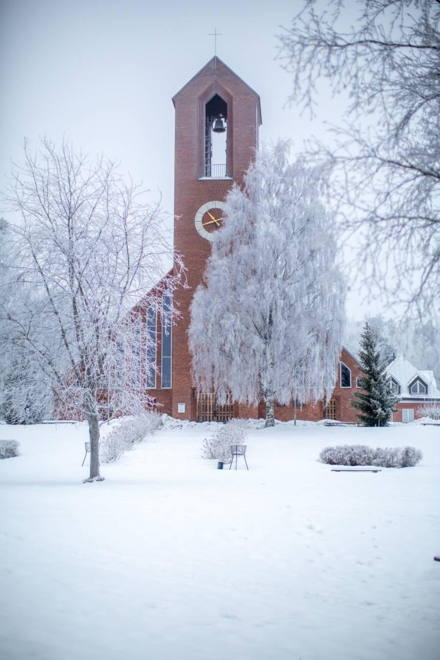 Kyrkan i Hofors