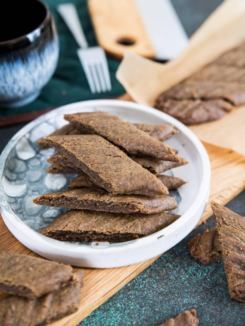 recept på snittar med lakrits
