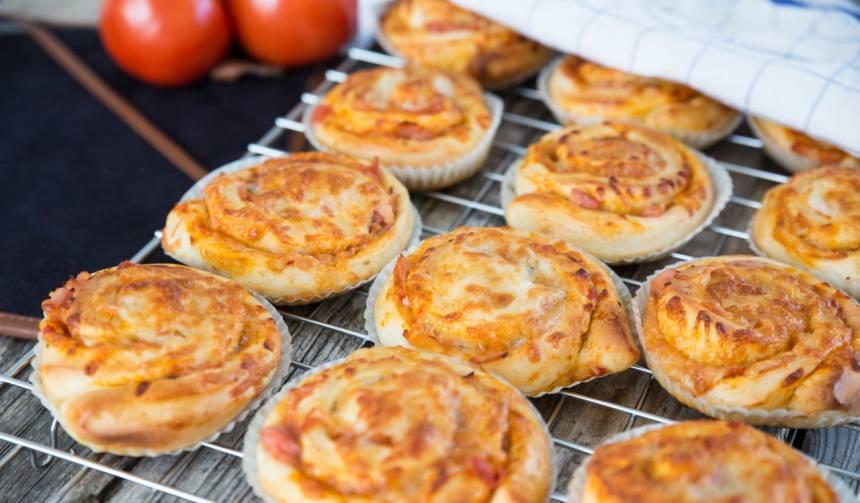 Recept på pizzabullar