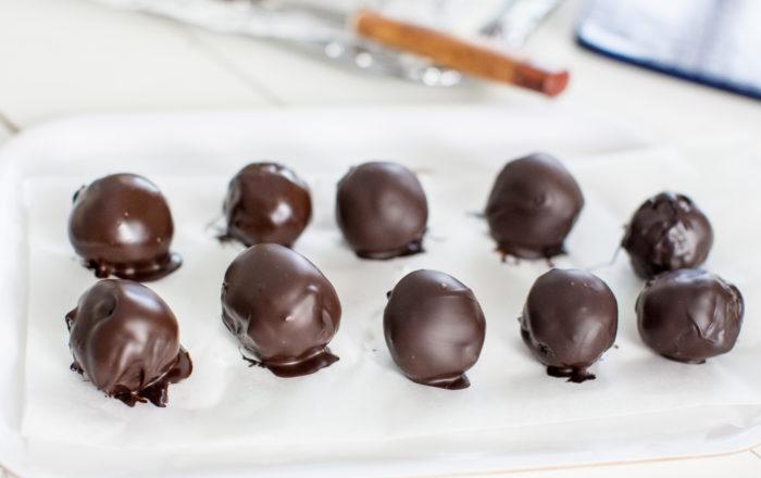 Recept på hemgjord bounty i form av bollar