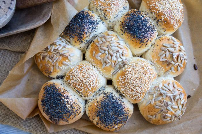 Perfekt bröd till middagen