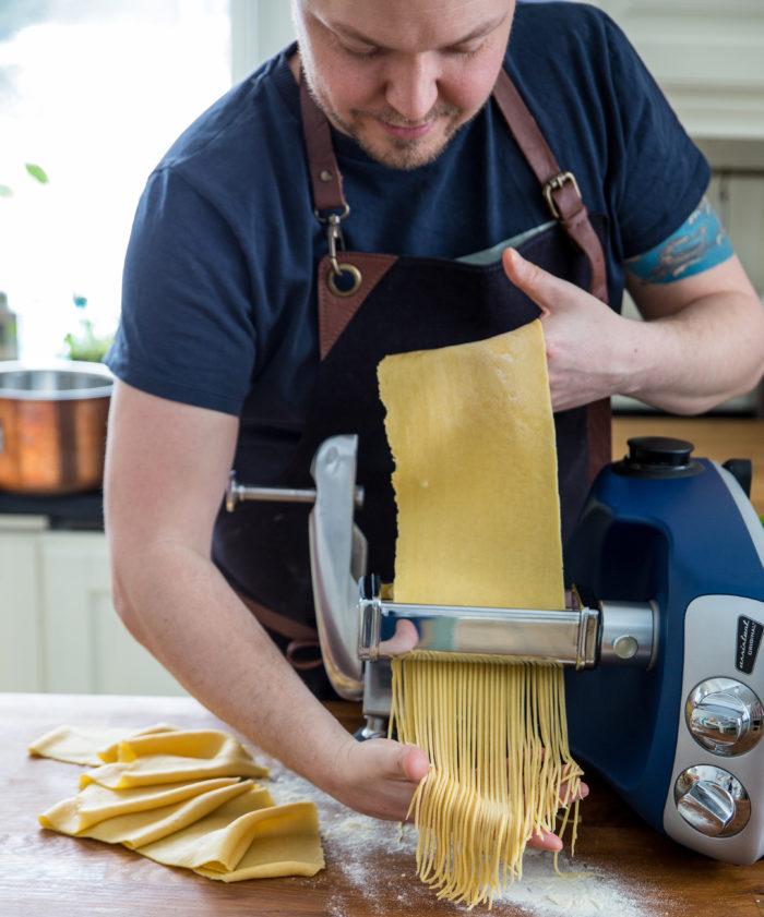 Recept på pastadeg