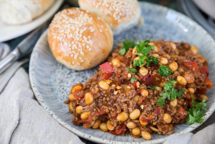enkel chili con carne