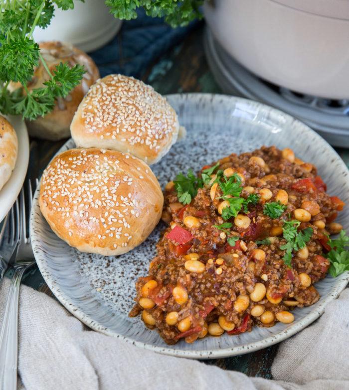 enkel middag - Chili con carne