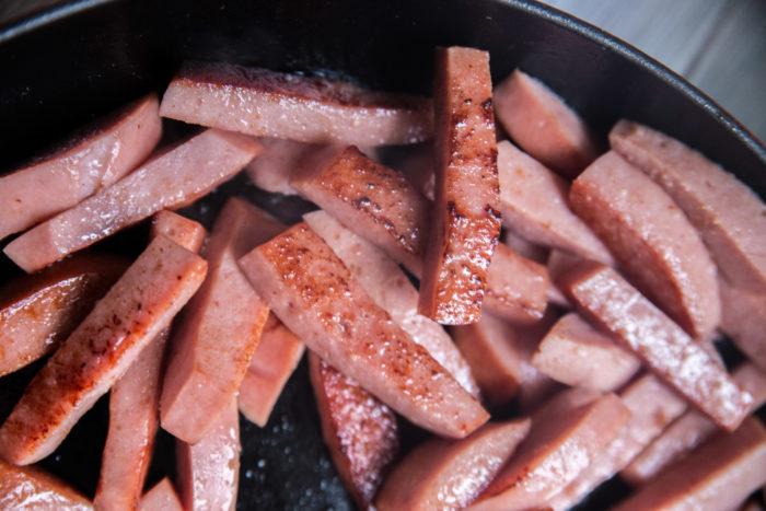 stek korven till korv stroganoff