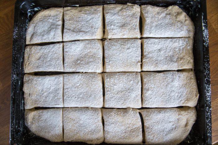 recept på bröd i långpanna